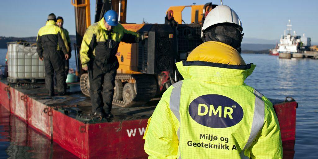 Avdelingsleder til DMRs geoteknikkavdeling i Trondheim