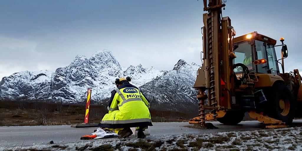 DMR Miljø og Geoteknikk AS søker geotekniker til vårt kontor på Sagene i Oslo