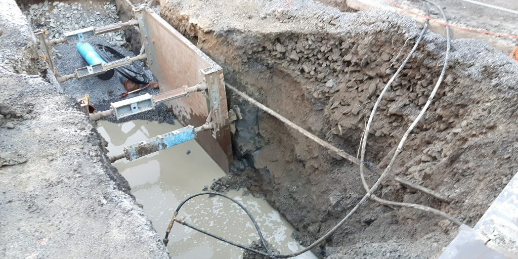 Håndtering av grunnvann og anleggsvann